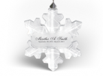 Snowflake Ornament
