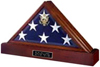 Presidential Flag Case and Pedestal