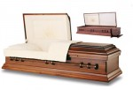 Wellington Rental Casket