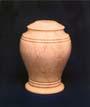 Cameo Bell Jar Urn Keepsake