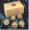 Bronze Cube w/ Emblem