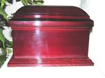 Solid Mahogany Chest
