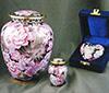 Floral Blush Elite Cloisonne