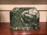 Green Cultured Marble