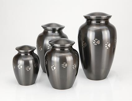 Paw Print Series Urn